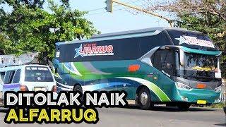 Video PARAH, PENUH BANGET! DITOLAK NAIK ALFARRUQ - Hunting bus Pelari Kuningan di Ciperna, Cirebon MP3, 3GP, MP4, WEBM, AVI, FLV Oktober 2018
