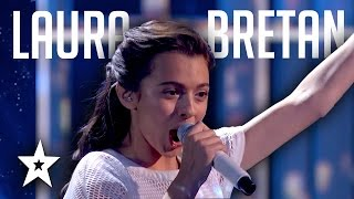 America's Got Talent 2016 Finalist Opera singer - Laura Bretan! Watch her first audition, quarter final, semi final and final performance on America's Got Ta...