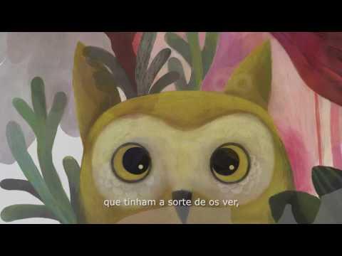 Booktrailer de 'Jatakas', de Marta Millà e Rebeca Luciani