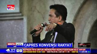 Download Video Yusril Usir Panelis Debat Capres Konvensi Rakyat MP3 3GP MP4