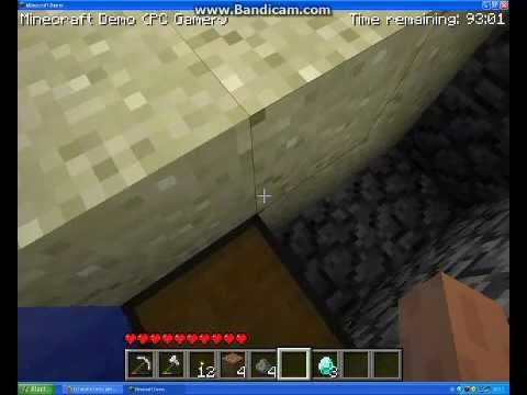Three secrets in Minecraft PC Gamer Demo