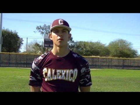 College Baseball Prospect 2016 Miguel Moreno MI/RHP