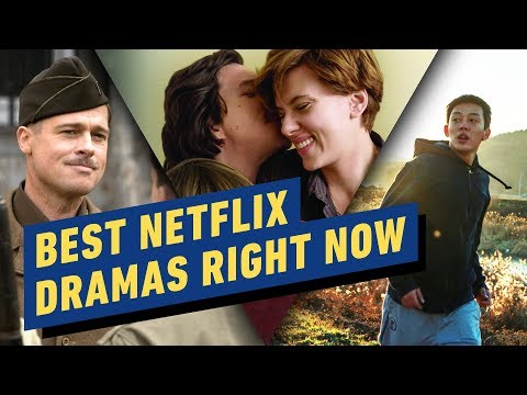 The 5 Best Drama Movies on Netflix Right Now видео
