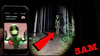 Video CALLING DAME TU COSITA ON FACETIME AT 3AM IN SLENDERMAN FOREST | I FOUND DAME TU COSITA IN A FOREST! MP3, 3GP, MP4, WEBM, AVI, FLV Maret 2019