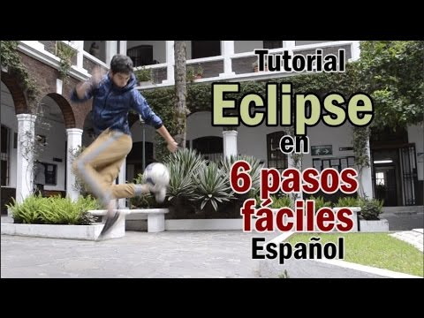 Tutorial Eclipse En Español Freestyle Soccer / Football