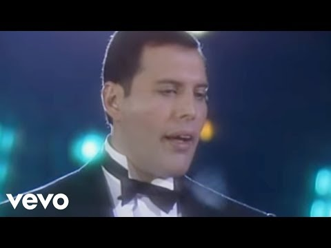 Freddie Mercury & Montserrat Caballe - How Can I Go On