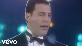Freddie Mercury & Montserrat Caballé - How Can I Go On