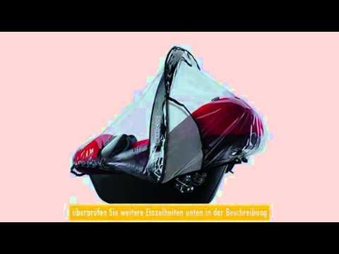 MaxiCosi 69400010 Regenschutz fr Autositze Pebble Cabriofix und Citi SPS