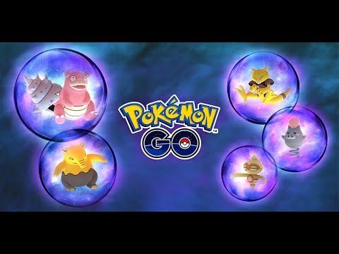 【Pokemon GO : 精靈寶可夢GO】超能力週活動可捉到異色催眠貘及超能力屬性寶可夢機率提升!