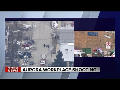 4 officers sustain injuries in Aurora shooting, all have stabilized