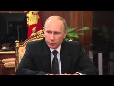 Путин драматично отреагировал на известие о бомбе на борту A321 (видео)