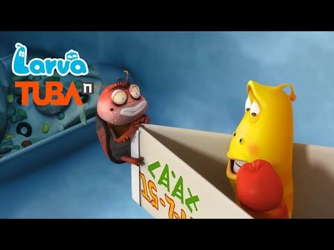 Larva Terbaru New Season 2 | Episodes Stop, Freeze !  | Larva 2018 Full Movie