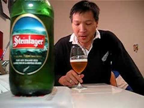Beer Tasting 52: Steinlager from New Zealand