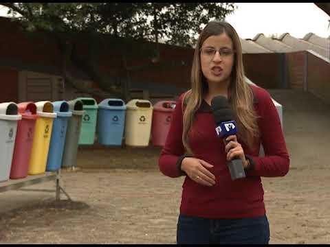Coleta Seletiva de Lixo em Taubaté