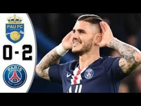 Pau vs PSG 0-2 All Goals & Extended Highlights | HD
