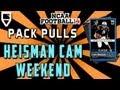 NCAA Heisman Cam Newton Pack Pulling All ...