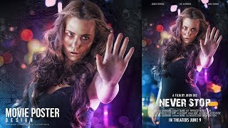 In this tutorial I will go to show you how to create a movie poster with bokeh and light effects in Photoshop. Enjoy and thanks for watching!More Photoshop Tutorials: http://www.youtube.com/c/MirRom14Tutorial Resources:Model by Magikstock : http://magikstock.deviantart.com/art/Shadow-hunter-portrait-00-364796789Time Square by Ume7Stock : http://ume7stock.deviantart.com/art/Time-Square-2-271699065Glitters by Cinnamoncandy-Stock : http://cinnamoncandy-stock.deviantart.com/art/All-That-Glitters-Stock-2-471763127Condense by Teatoo : http://teatoo.deviantart.com/art/Condense-25224201Bokeh : https://pixabay.com/en/bokeh-light-night-traffic-2178951/Follow Us : Google+ : https://goo.gl/PMkAPNWeb : http://goo.gl/E4vwh4Twitter : http://bit.ly/1RlY5QnFacebook : https://goo.gl/H5m598Music Credits:Decisions by Kevin MacLeod is licensed under a Creative Commons Attribution license (https://creativecommons.org/licenses/by/4.0/)Source: http://incompetech.com/music/royalty-free/index.html?isrc=USUAN1100756Artist: http://incompetech.com/Photohop Tutorials Movie Poster : http://bit.ly/1phkZQcPhotoshop Tutorials Poster : http://bit.ly/1Q7bQTbPhotoshop Tutorials Flyer CMYK : http://bit.ly/1WVQjOH