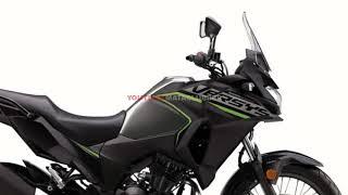 10. 2019 Kawasaki Versys X 300 ABS New Model