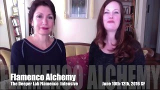 What is Flamenco Alchemy?