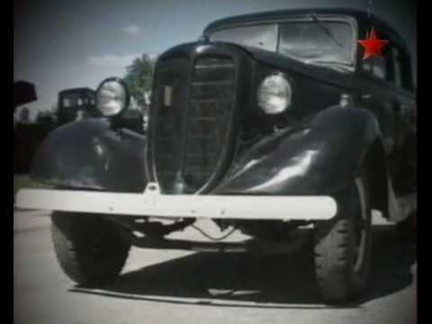 Автомобили в погонах Фильм 02