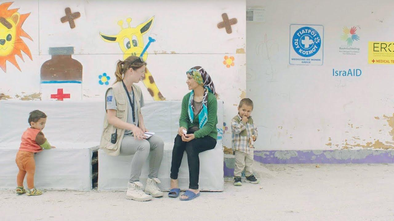 Refugee.Info Hub: Providing vital information to refugees