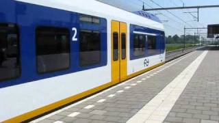 Abcoude Netherlands  city pictures gallery : Train compilation Abcoude (The Netherlands)