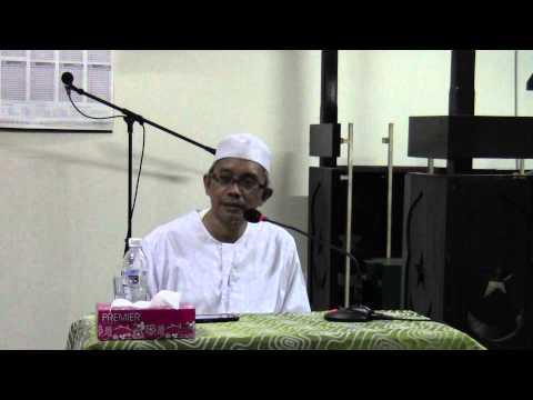 2014.03.23 Surau Ar Raudhah BBR, Kuliah Maghrib, Dr Ahmad Zaki   Hikmah Disebalik Ujian
