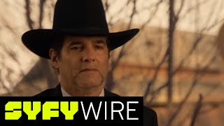 Midnight Texas: True Blood in the Lone Star State? | New York Comic-Con 2016 | Syfy Wire