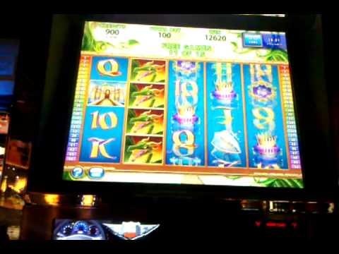 Slot Machine Bonus - Fortune Fairytales - 2c - Orion Gaming - Retrigger