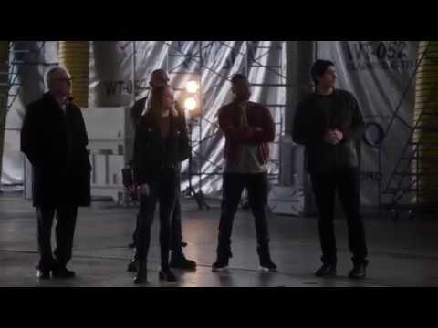 "Arrow 5x08 ""Invasion!"" (HD) Season 5 Episode 8 - Crossover Event #1"