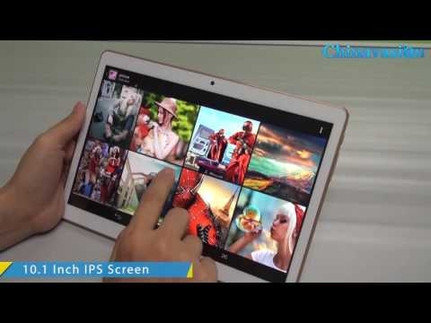 10.1 Inch IPS 4G Android 5.1 Tablet 2GB RAM + 16GB ROM, OTG Review