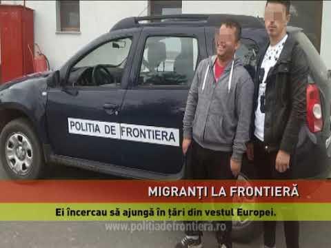 Treisprezece cetățeni străini, opriţi la frontiera cu Serbia