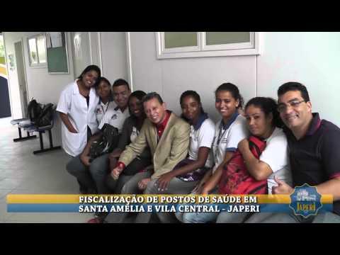 FISCALIZAC�O DE POSTOS DE SA�DE EM JAPERI