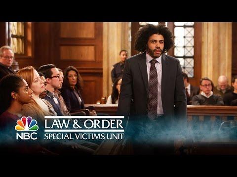 Law & Order: SVU - Tipsy Testimony (Episode Highlight)