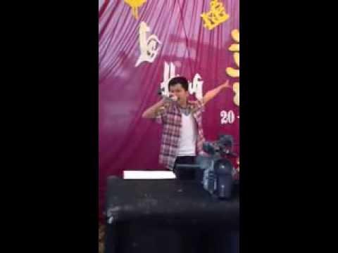 Quang Anh The Voice Kids đi hát đám cưới