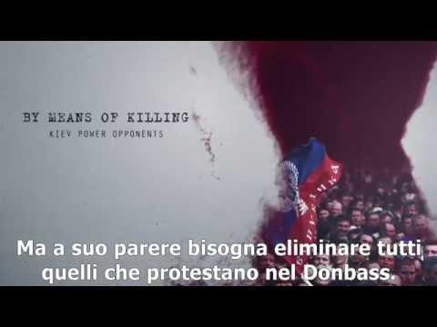 genocidio nel donbass