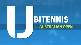 Australian Open day 1: bad day for the US Tennis – presented by BARILLA Masters Of Pasta HD