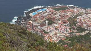 Santiago del Teide Spain  City new picture : The road to Garachico Tenerife | 4K Ultra HD