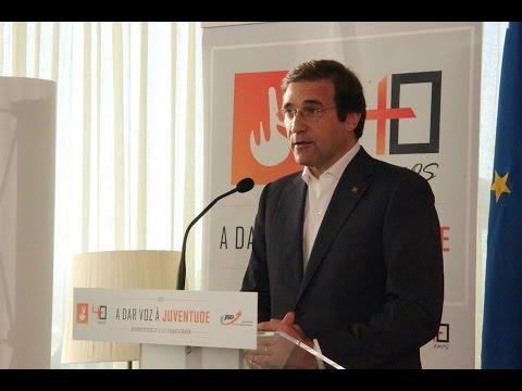 Pedro Passos Coelho no 40º Aniversário da JSD
