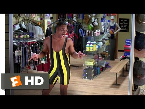 The Nutty Professor (7/12) Movie CLIP - I'm Thin! (1996) HD (видео)