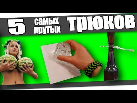 Магические трюки в домашних условиях - NikeCRM