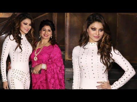 Urvashi Rautela Celebrates Her Mother's Birthday