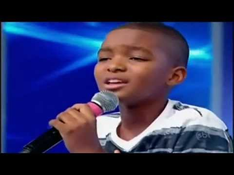 Patrick  Michael - Music And Me (Jovens Talentos KIDS - 2012)