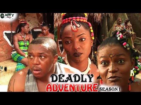 Deadly Adventure Season 2 - Chioma Chukwuka & Queen Nwokoye Latest Nigerian Nollywood Movie