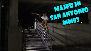 Majer in San Antonio MM83