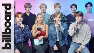 Video NCT 127 on Latest Single 'Touch', New Album 'NCT 127 Empathy,' & More! | Billboard MP3, 3GP, MP4, WEBM, AVI, FLV Juni 2018
