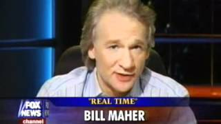 Bill Maher kicks whiny Bill OReilly's ass