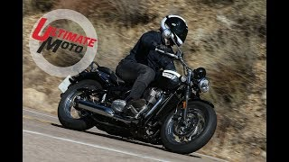 3. 2018 Triumph Bonneville Speedmaster First Ride Review | Ultimate Motorcycling