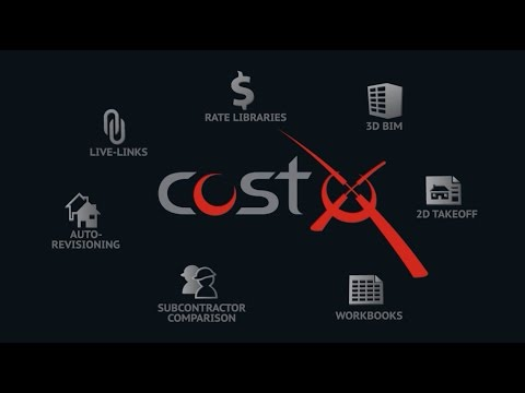CostX Estimating Software - Full Demonstration