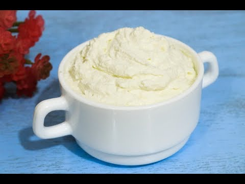 Cream Cheese Recipe | Homemade Cream Cheese | How To Make Cream Cheese At Home